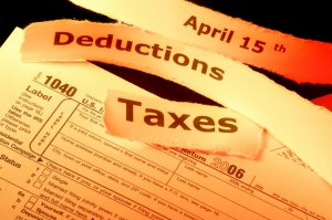 Deductions-tax
